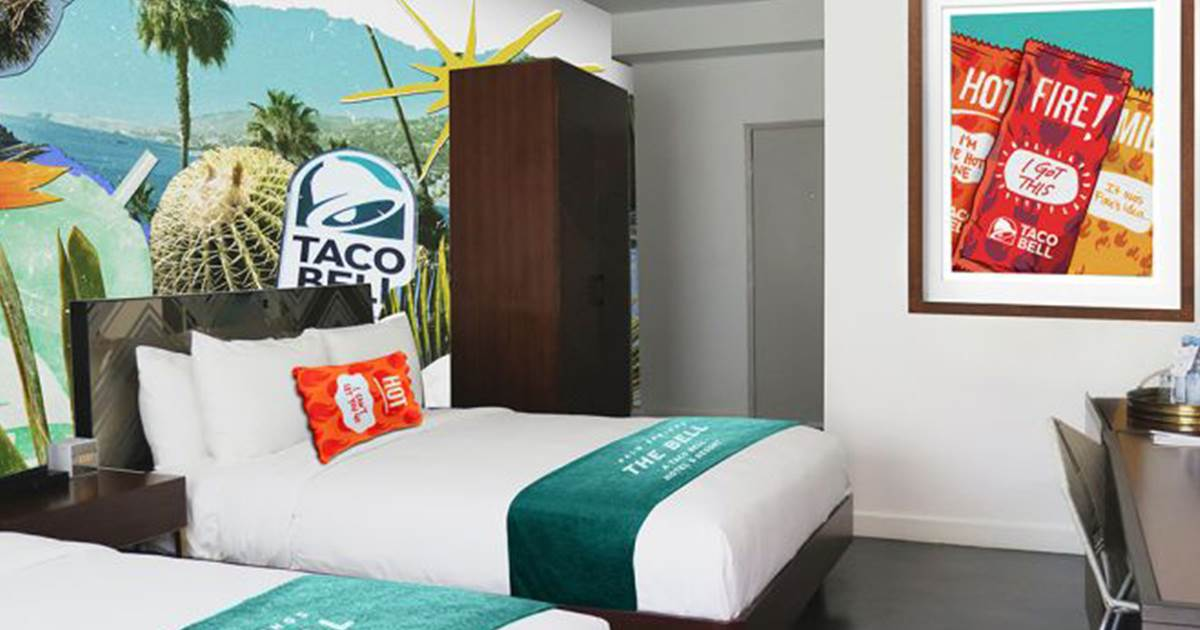 Reservations for Taco Bell's hotel sell out in 2 minutes – NBCNews.com