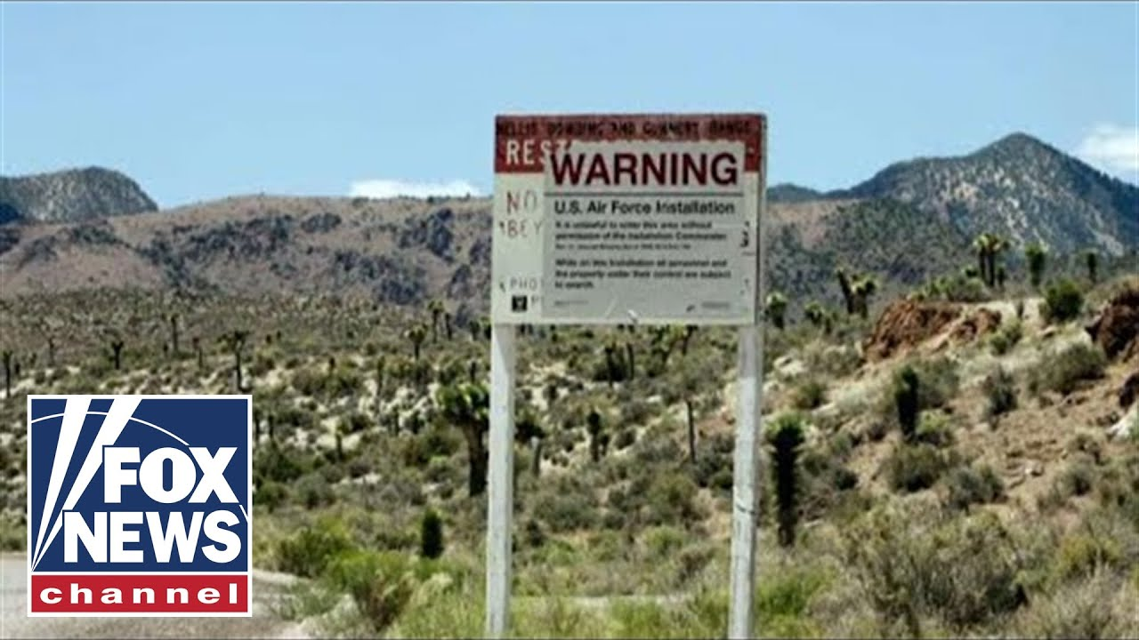 US military warns people preparing to storm Area 51 – Fox News
