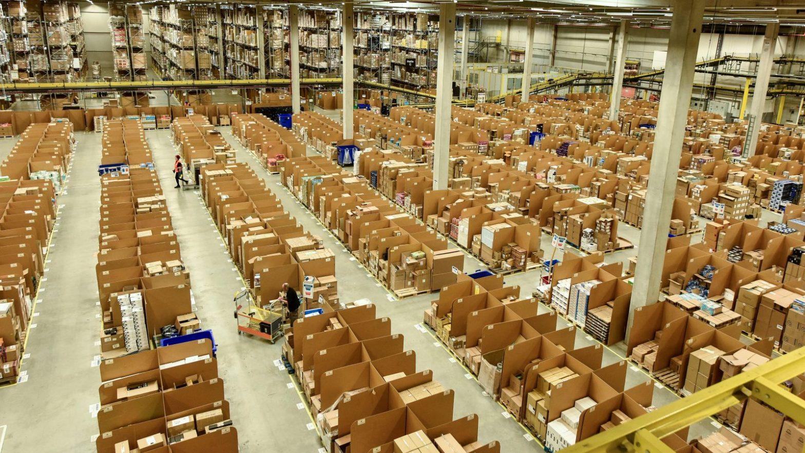 Report: Amazon Facing Antitrust Probe in the EU Over Its Use of Marketplace Merchant Data – Gizmodo