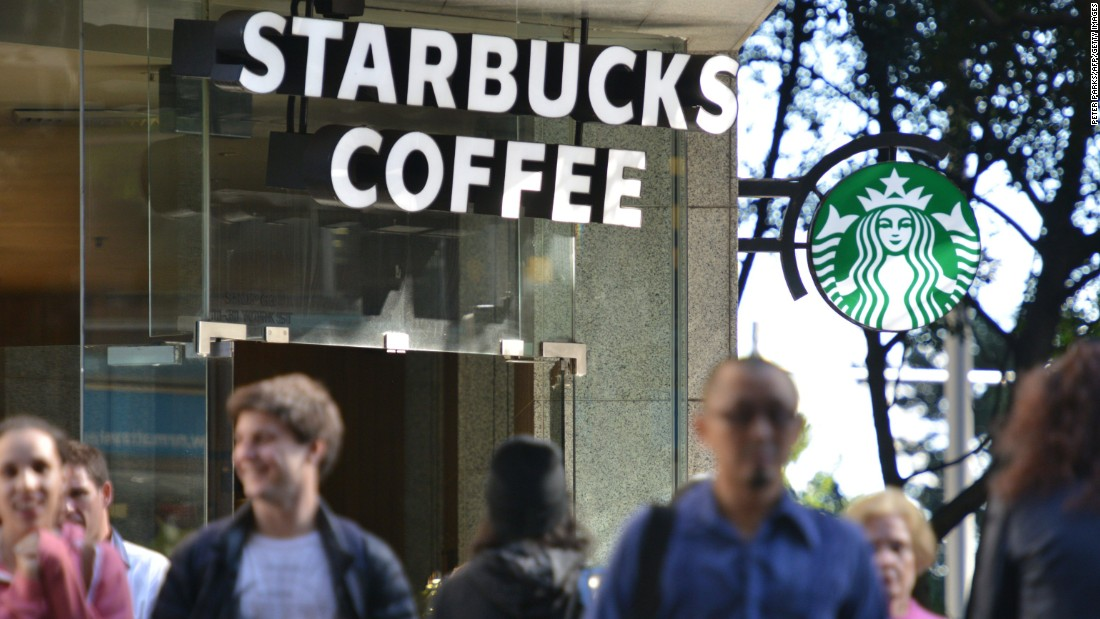 Starbucks apologizes after six officers say they were asked to leave a store in Arizona – CNN