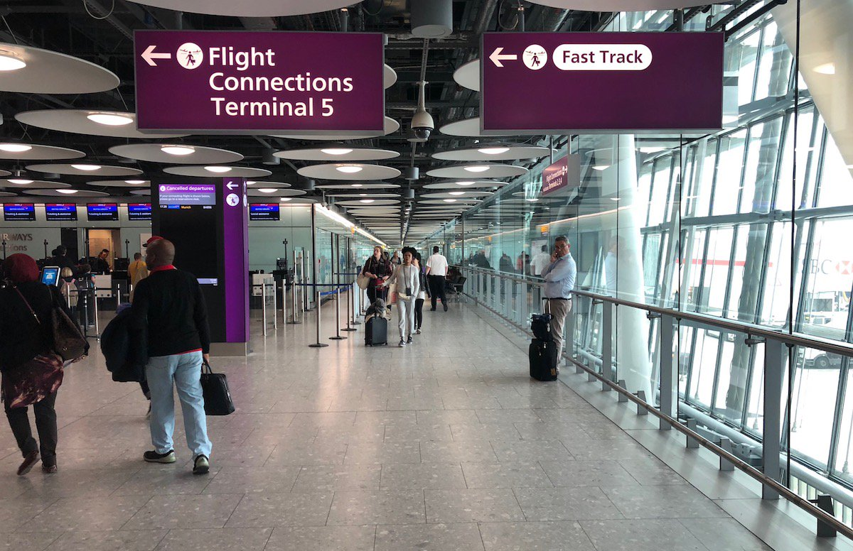 Heathrow Ground Staff Are Going On Strike – One Mile at a Time