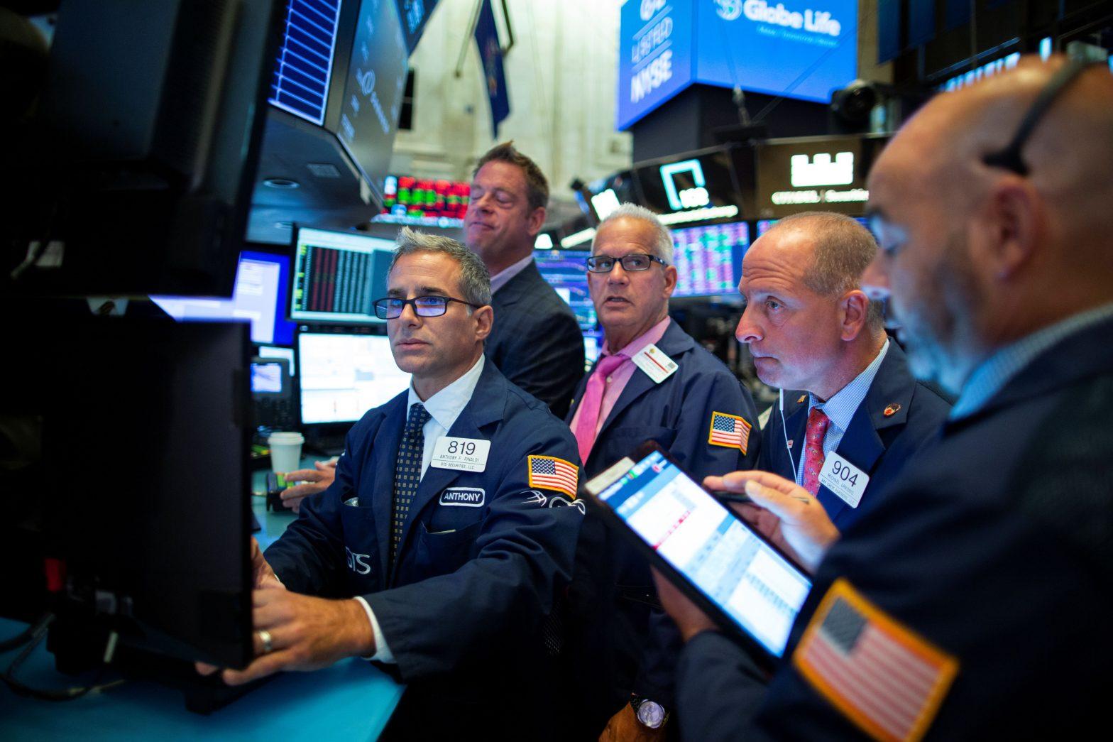 Stock market news: August 13, 2019 – Yahoo Finance