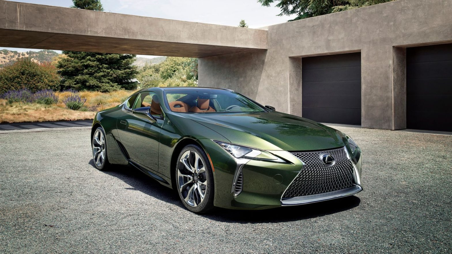 Lexus Just Made The LC Even Better Looking – Jalopnik