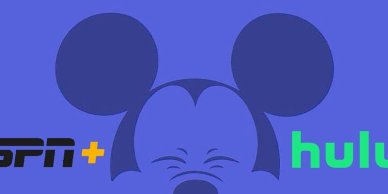 Disney fights streaming account sharing with help from cable industry – Ars Technica
