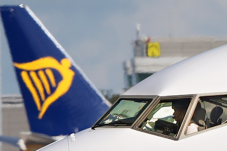 Ryanair flights take off as normal despite pilots' strike – Malvern Gazette