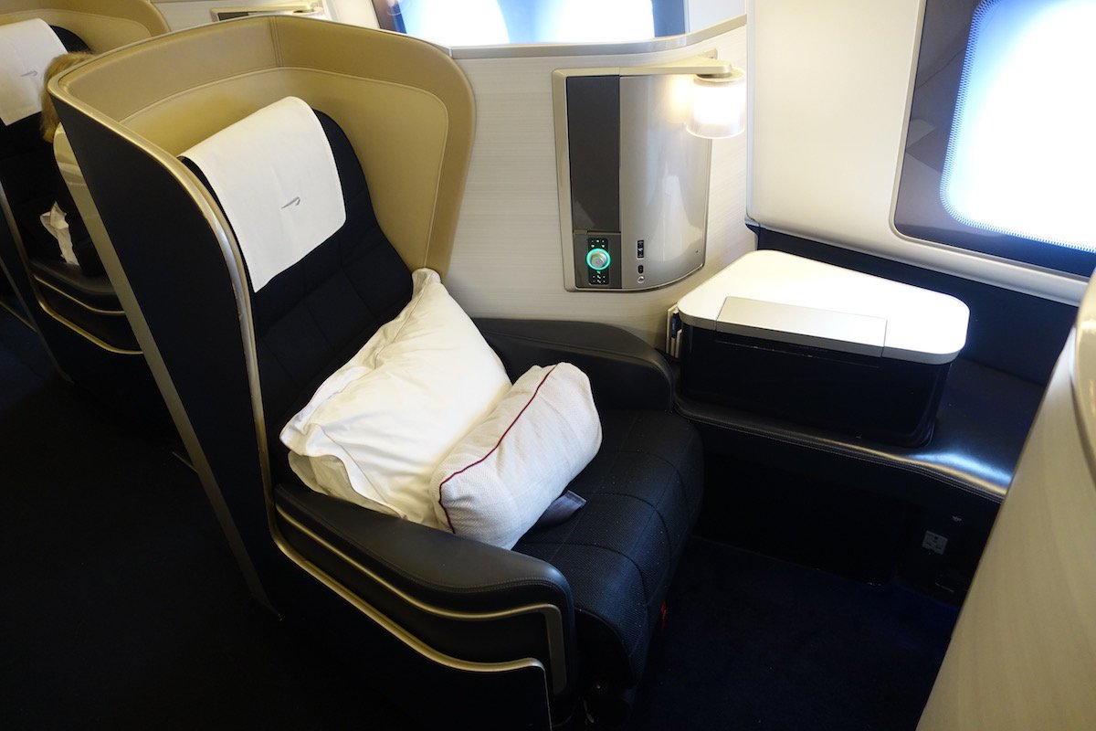 Review: British Airways 777 First Class – One Mile at a Time