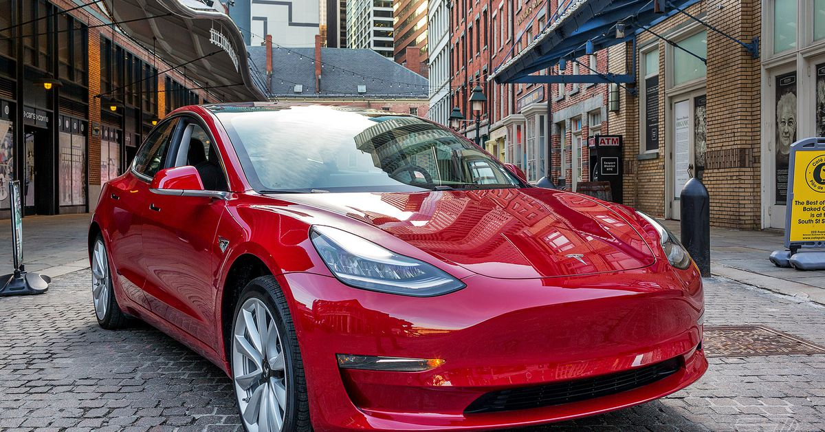 Tesla launches car insurance offering in California – The Verge