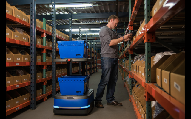 Shopify buys warehouse automation tech developer 6 River Systems for $450 million – TechCrunch