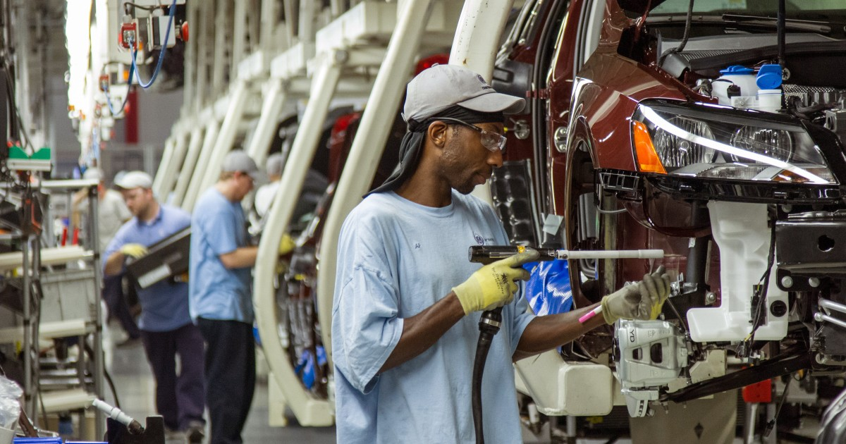 The United Auto Workers' last stand – Washington Examiner