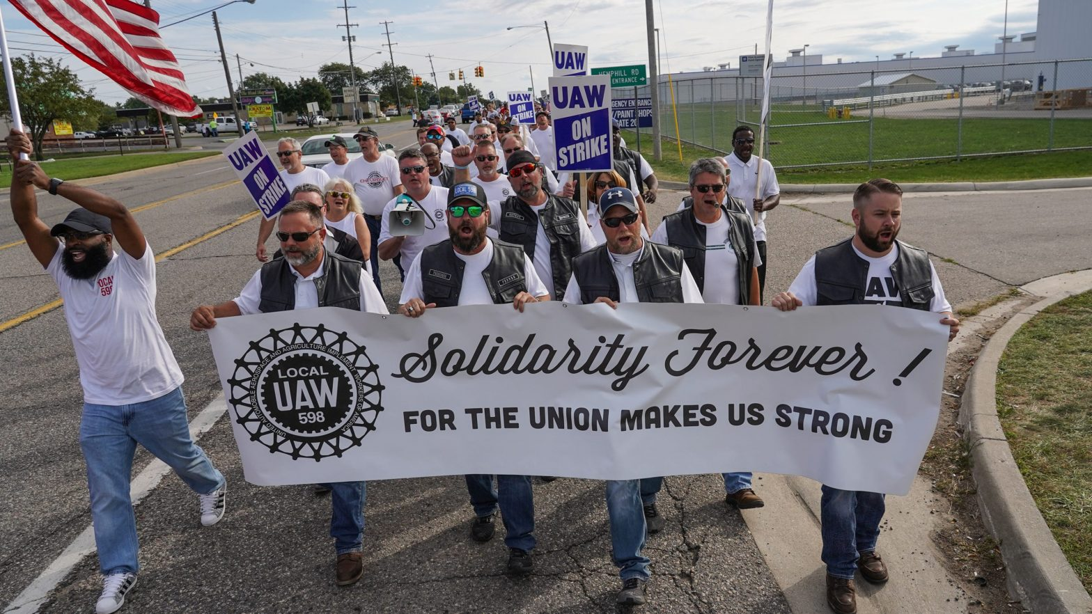UAW strike against GM: The basics, the issues, where it stands right now – Detroit Free Press