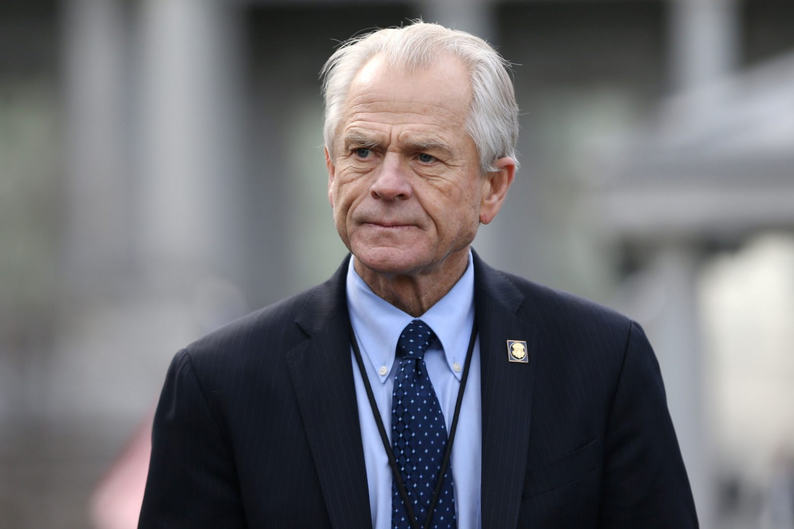 Peter Navarro: Reports that US would restrict Chinese companies were 'fake news' – CNBC