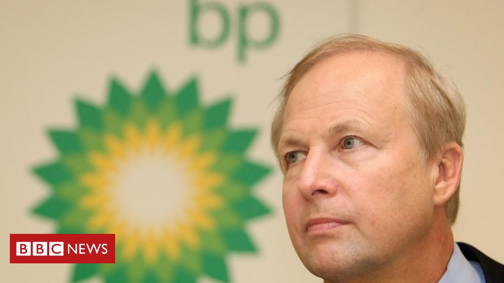 BP's Bob Dudley in line for up to £40m after exit – BBC News
