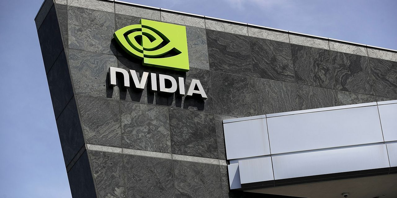 Nvidia Stock Gains as Analyst Calls It Favorite Idea – Barron's