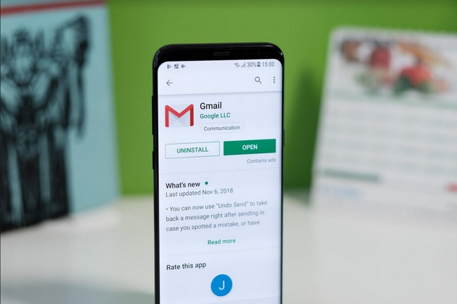 Ok Google, where is my Dark theme toggle for Gmail? – PhoneArena