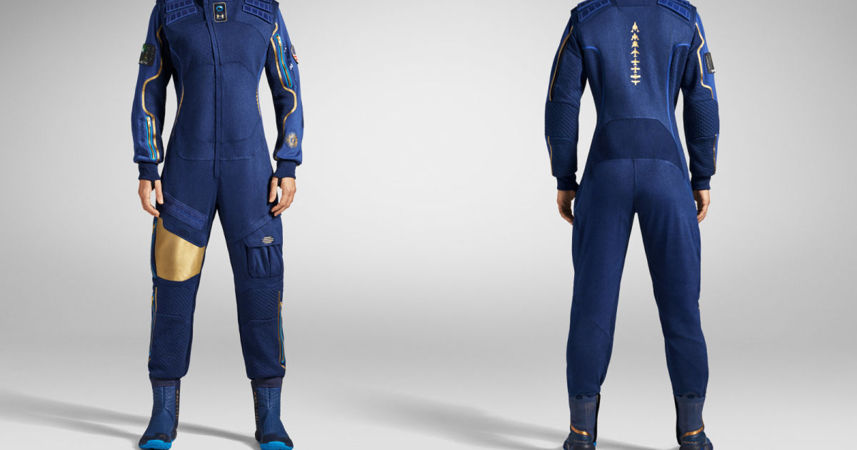 Virgin Galactic passengers will wear these Under Armour spacesuits – Engadget