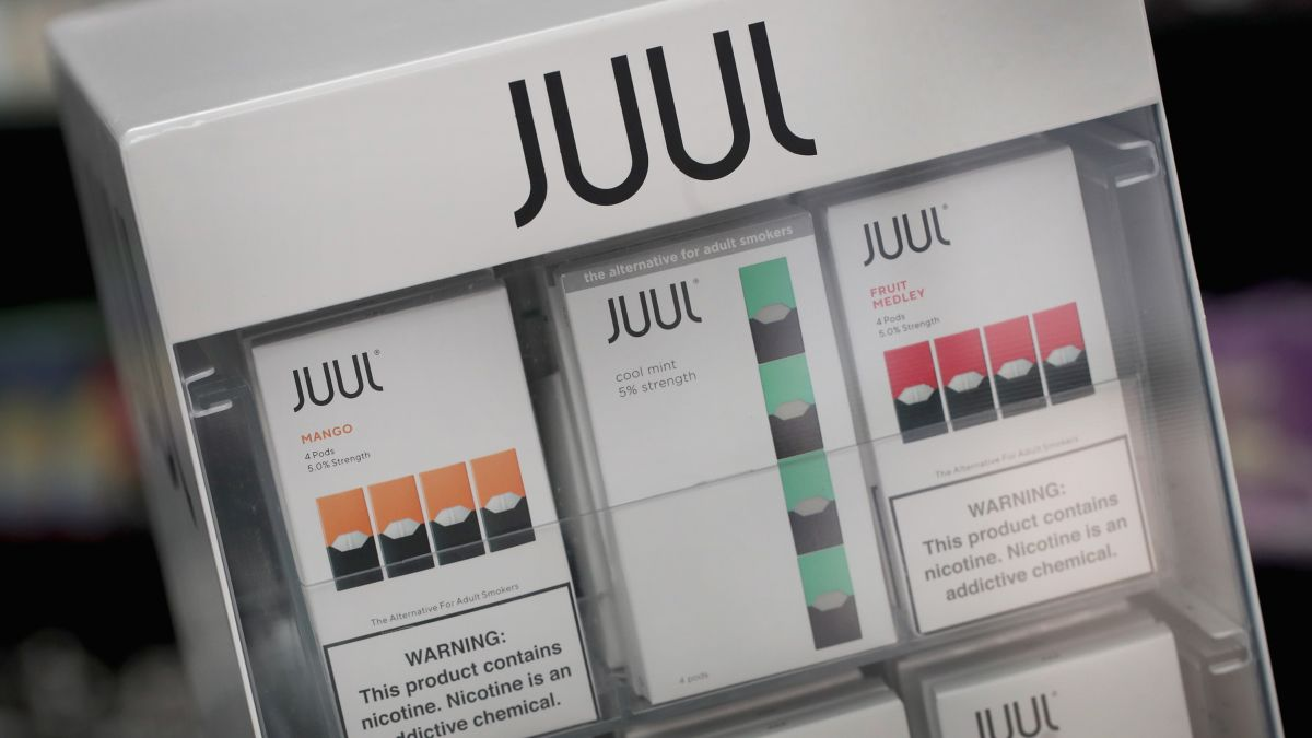 Juul Is Halting the Online Sale of Your Beloved Mango and Cucumber Pods – Gizmodo