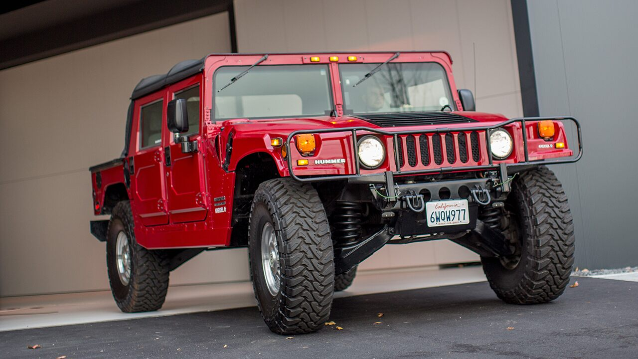 Hummer may return as electric truck brand, report says – Fox News