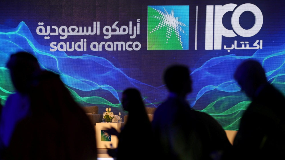 Saudi Arabia values oil giant Aramco far below original target – Aljazeera.com