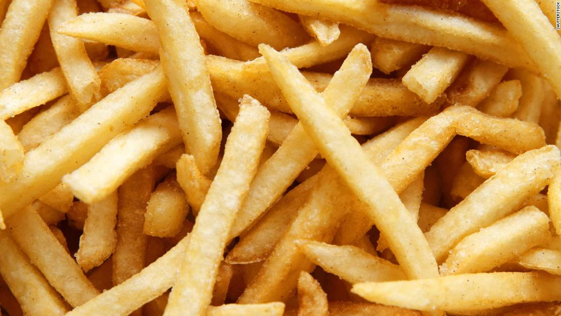 An unusually cold and wet potato harvest season may lead to a French fry shortage in the US – CNN