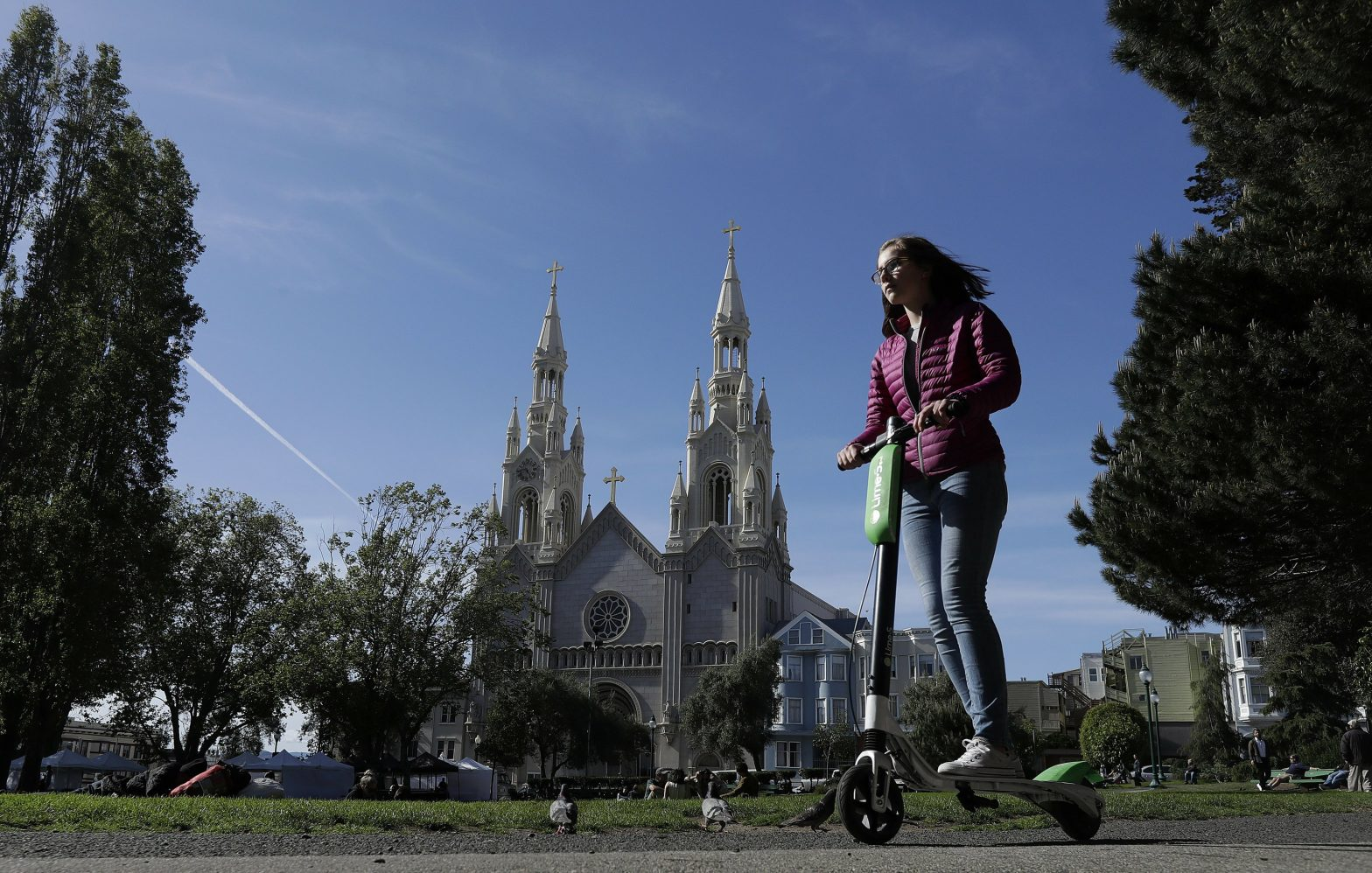 Testing tech ideas in public? San Francisco says get permit – The Associated Press