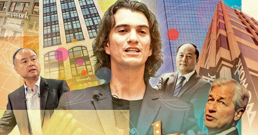 The Money Men Who Enabled Adam Neumann and the WeWork Debacle – The Wall Street Journal