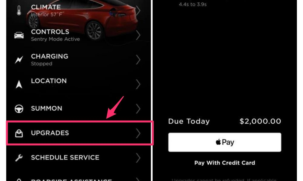 Tesla rolls out Model 3 'Acceleration Boost' as in-app purchase option – Teslarati