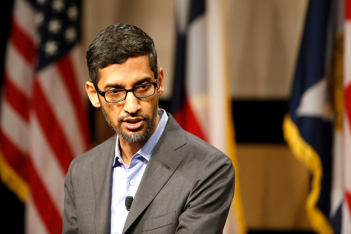 Google CEO Sundar Pichai gets $240 million pay package and salary increase – New York Post