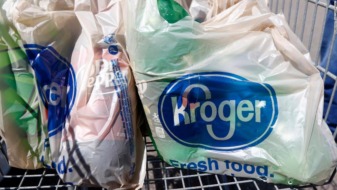 Kroger says it's not giving away free groceries for Christmas — those Facebook posts are fake – CNN