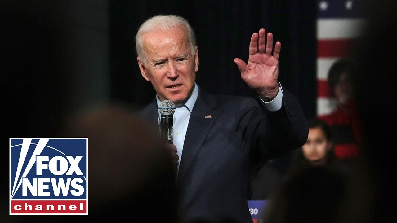Political analyst makes bold 2020 prediction about Biden's chances – Fox News