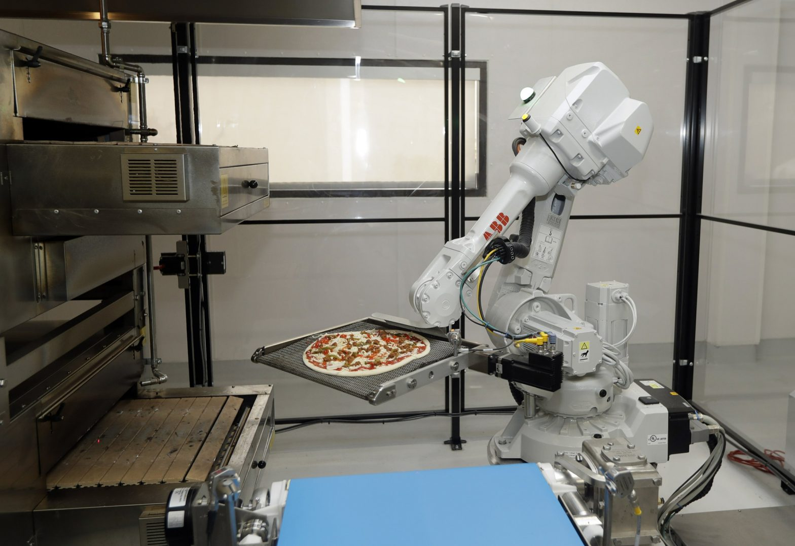 Robots out of work as automated businesses close in Bay Area – The Associated Press