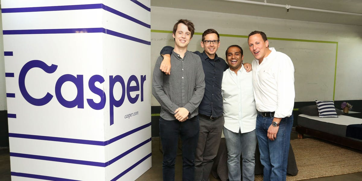 Casper IPO: Surprising, unusual takeaways from mattress company's S-1 – Business Insider