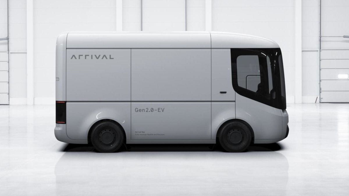 Hyundai Give $110 Million To Electric Delivery Van Company Arrival – Jalopnik