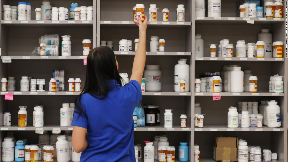 Sick of high drug prices, insurers join hospitals to make their own generic medications – CNN