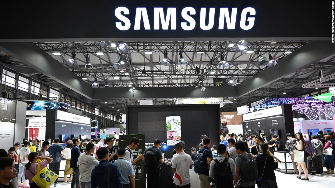 Samsung's profits are down again, but the turnaround may be near – CNN