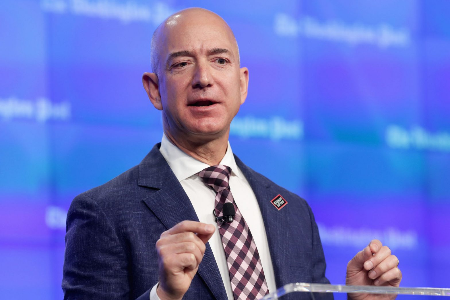 The 'aha' moment that changed Jeff Bezos' life – CNBC