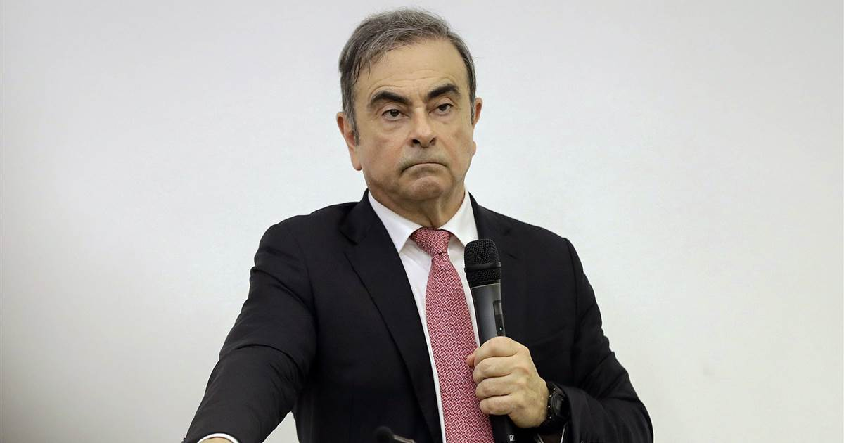 Nissan hits former Chairman Carlos Ghosn with $91 million lawsuit – NBC News
