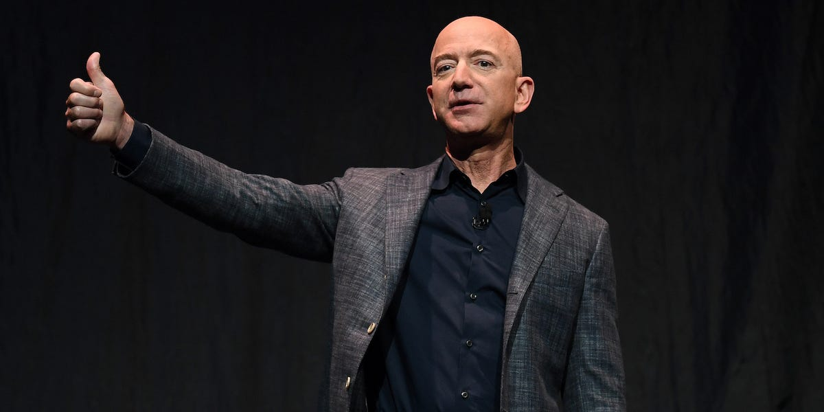 Jeff Bezos says he's giving $10 billion to fight climate change – Business Insider – Business Insider