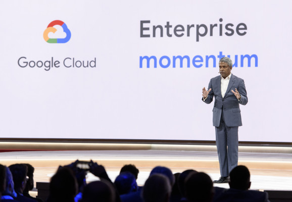 Thomas Kurian on his first year as Google Cloud CEO – TechCrunch
