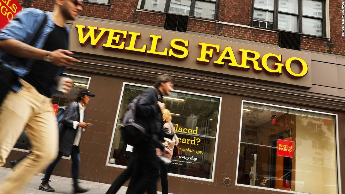 US government fines Wells Fargo $3 billion for its 'staggering' fake-accounts scandal – CNN