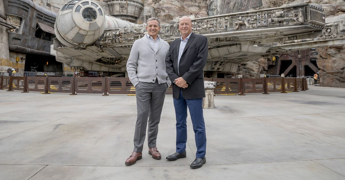 Your complete guide to Bob Chapek, Bob Iger, and Disney CEO changes – Polygon