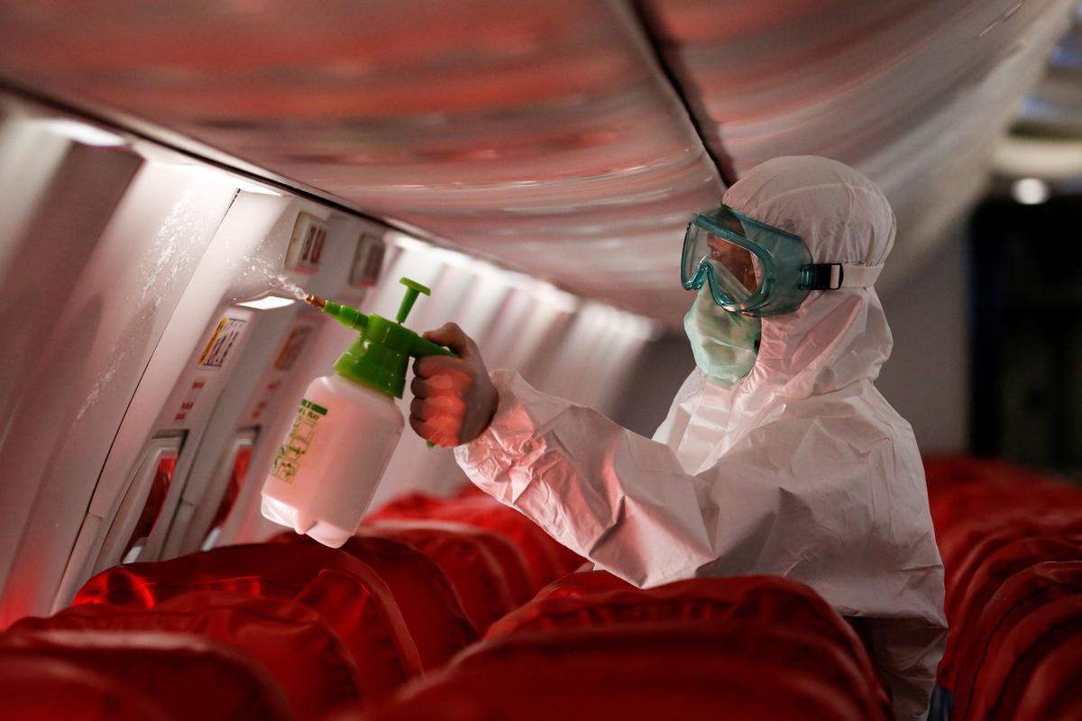 Boeing calls for $60 billion lifeline for U.S. aerospace industry – Reuters