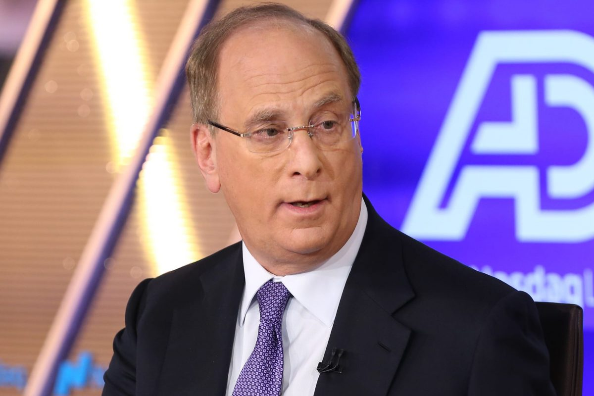 Larry Fink says economy will recover from coronavirus, 'tremendous opportunities' in markets – CNBC