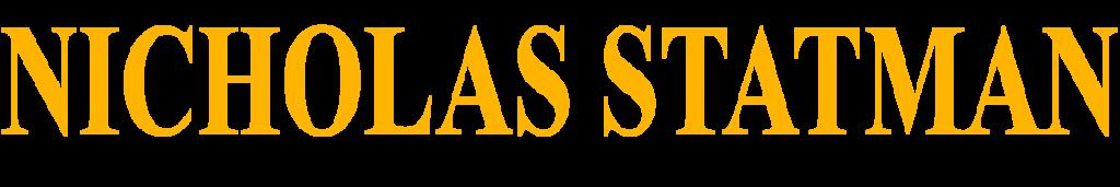 "Nicholas ""Nick"" Statman Logo"