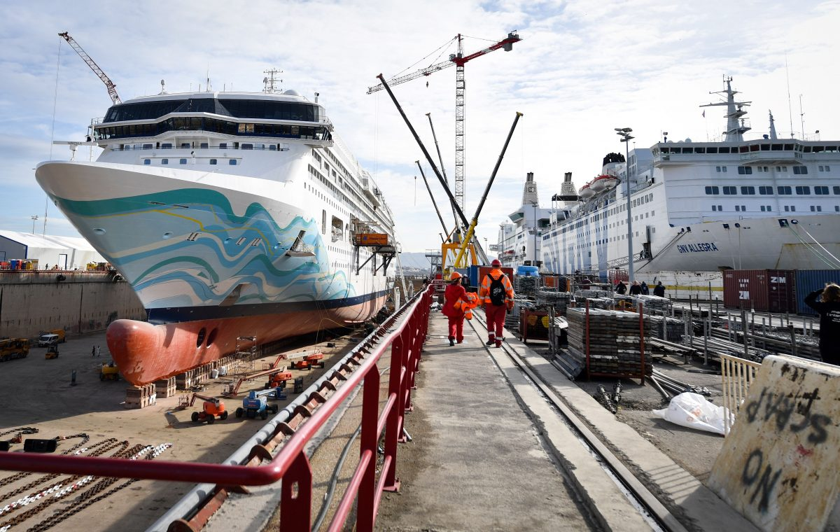 Norwegian Cruise Line sees 'substantial doubt' about its future, warns of possible bankruptcy – CNBC