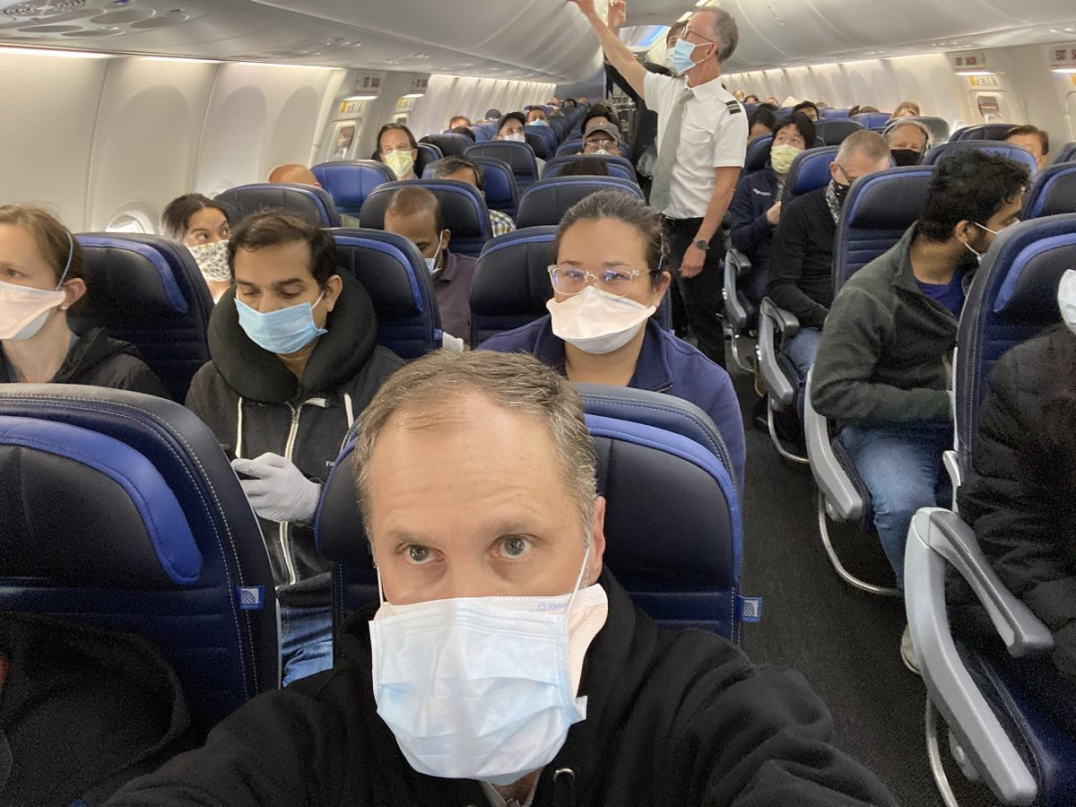 After UCSF doctor's tweets go viral, United Airlines to warn passengers of full flights – SF Gate
