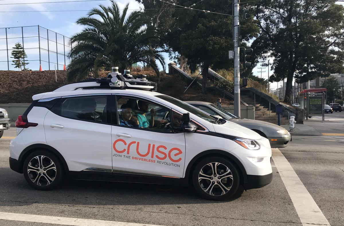GM self-driving unit Cruise cuts jobs as pandemic hits sector – Reuters