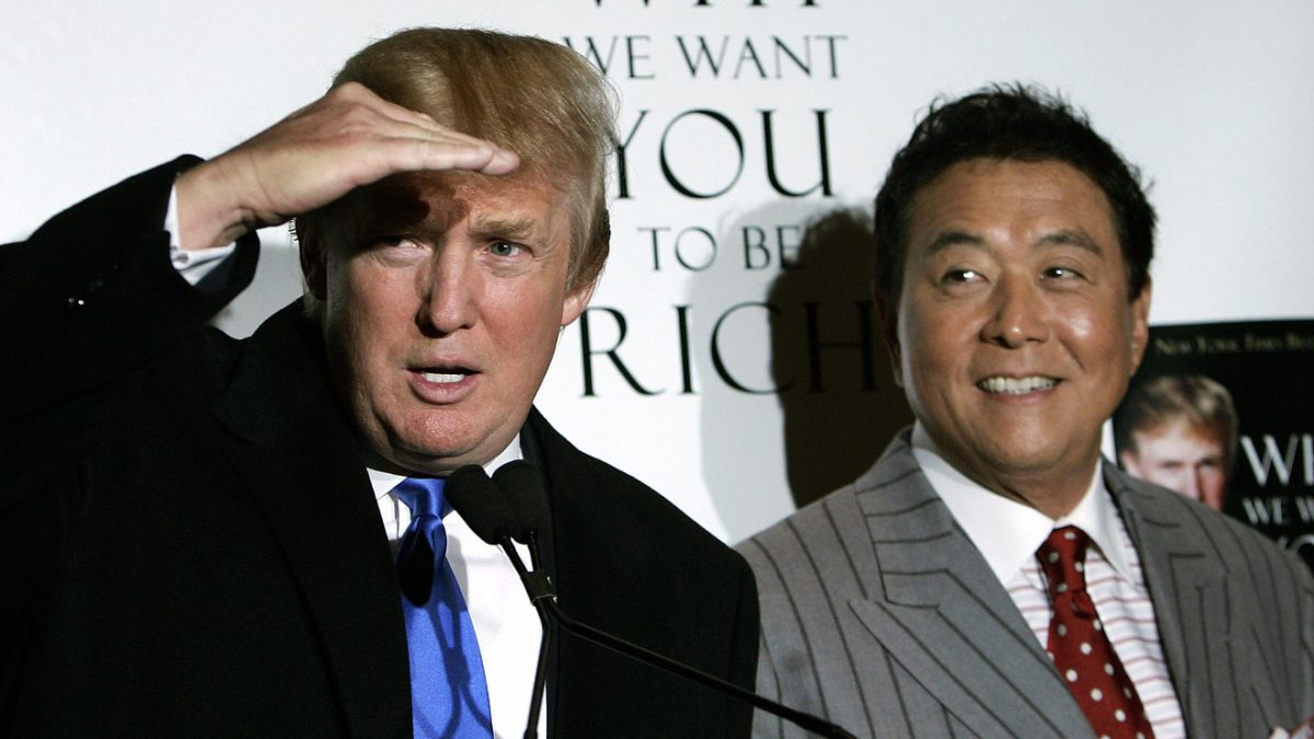 'Rich Dad, Poor Dad' Robert Kiyosaki: 'Pray for the best, prepare for the worst' with these three investments – MarketWatch