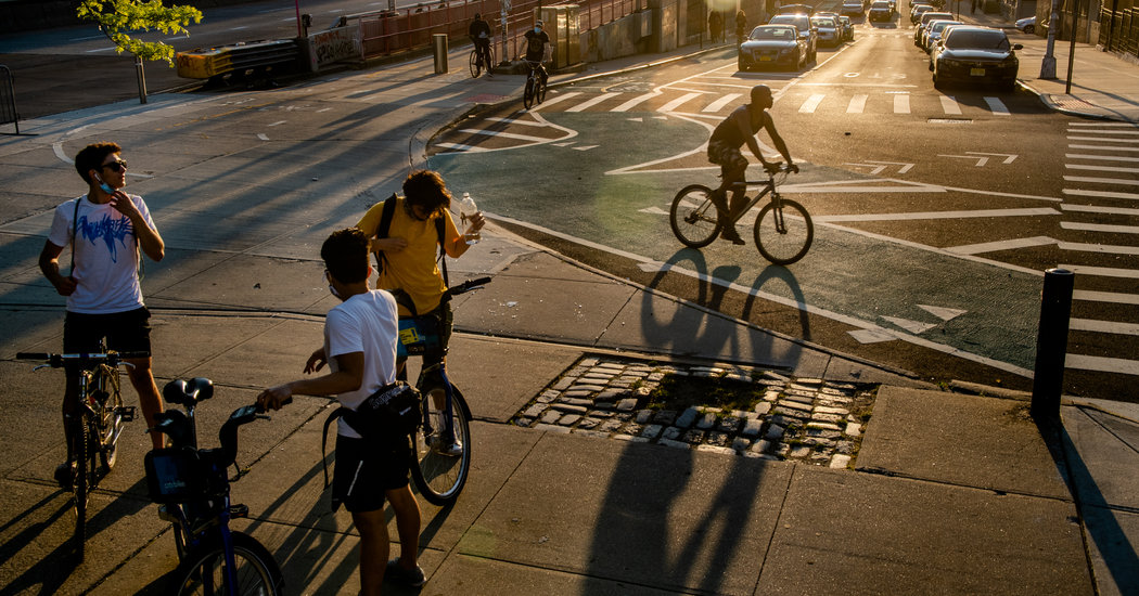 Thinking of Buying a Bike? Get Ready for a Very Long Wait – The New York Times