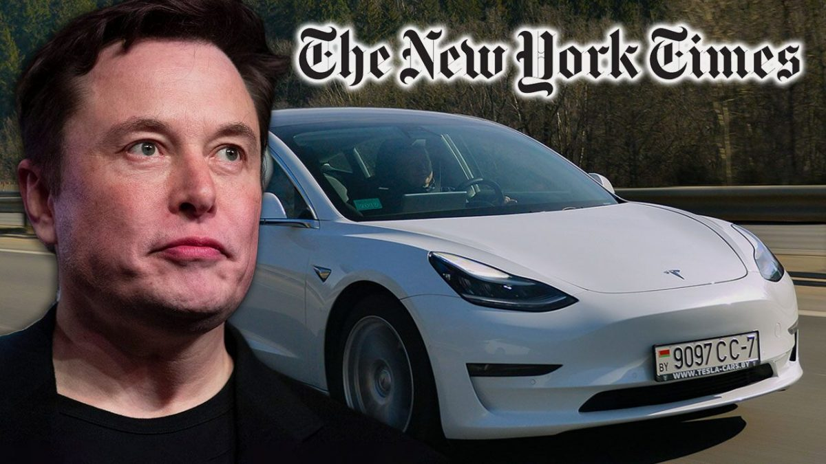 NY Times report about Tesla owners disturbed by Elon Musk's embrace of 'red pill' sparks mockery on Twitter – Fox News