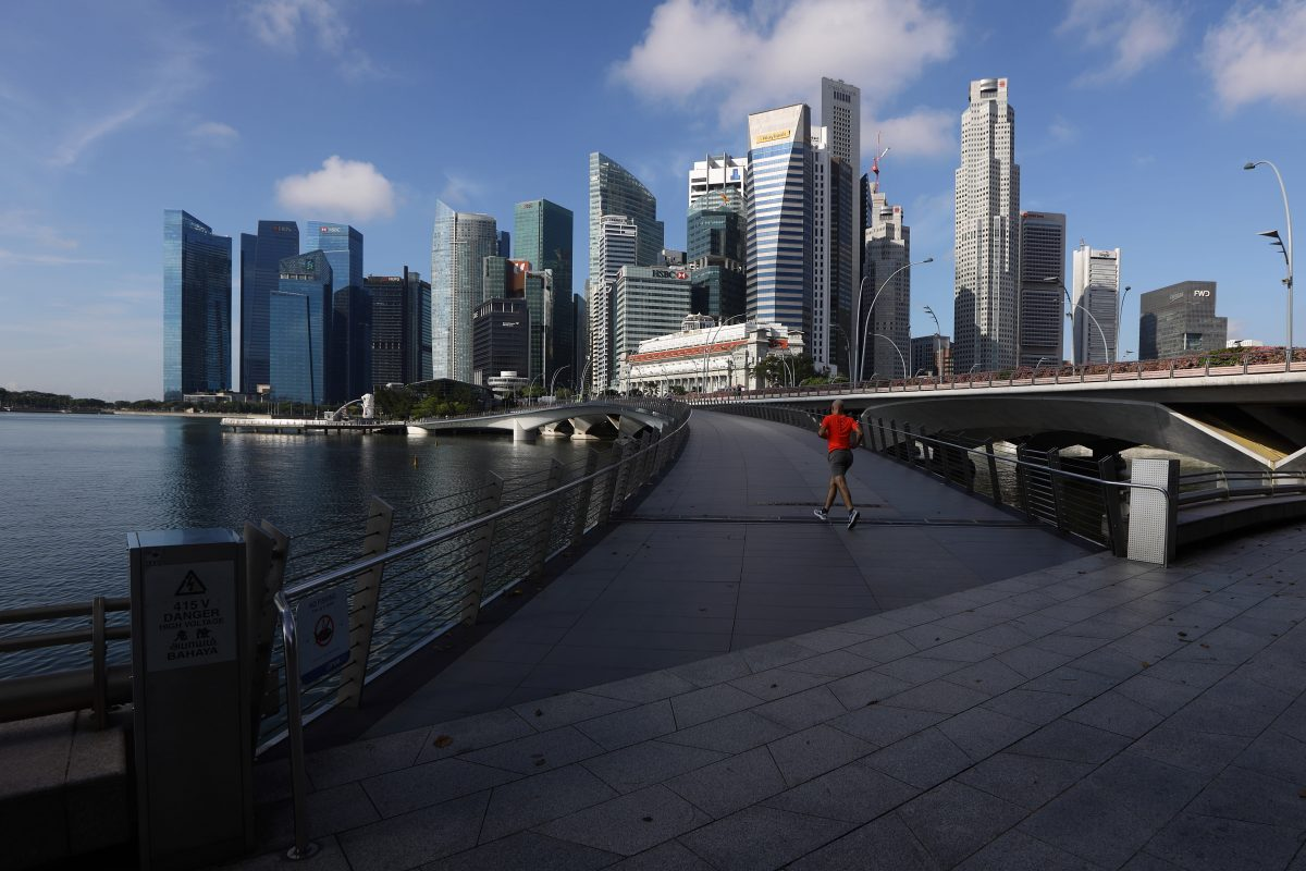 Singapore cuts 2020 economic forecasts for the third time on coronavirus concerns – CNBC